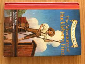 The Adventures of Huckleberry Finn (Classic Starts) by Mark Twain