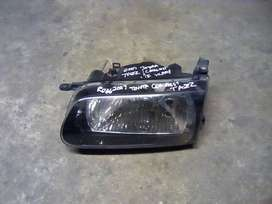 Toyota Tazz spares for sale.