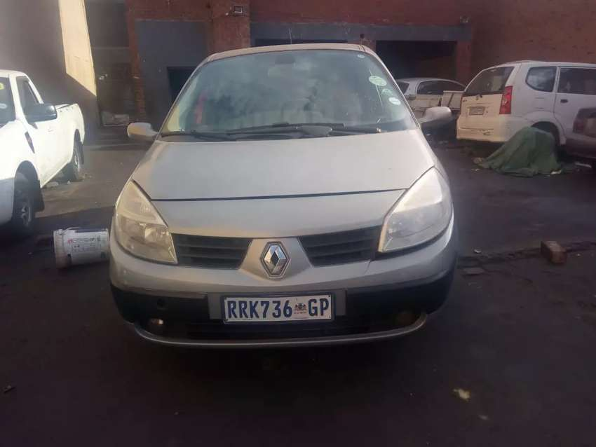 Renault Scenic 2 For Sale 0