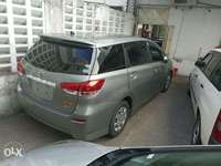 Toyota Wish Grey colour Mileage 47,070km KCP 0
