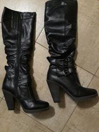 обувь жен. Сапоги зимние