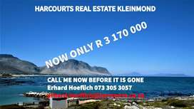 SPECTACULAR  house MAGNIFICENT price for sale in Bettys Bay