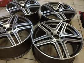 Original 20 inch Amarok Rims Rc