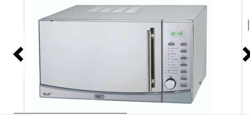 DEFY 34l Combi Grill / Microwave 0