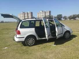 VW SHARAN 1.8T..7seater..2005model gud condition