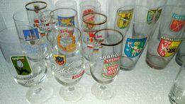Коллекцию пивных стаканов Германии 80 годов