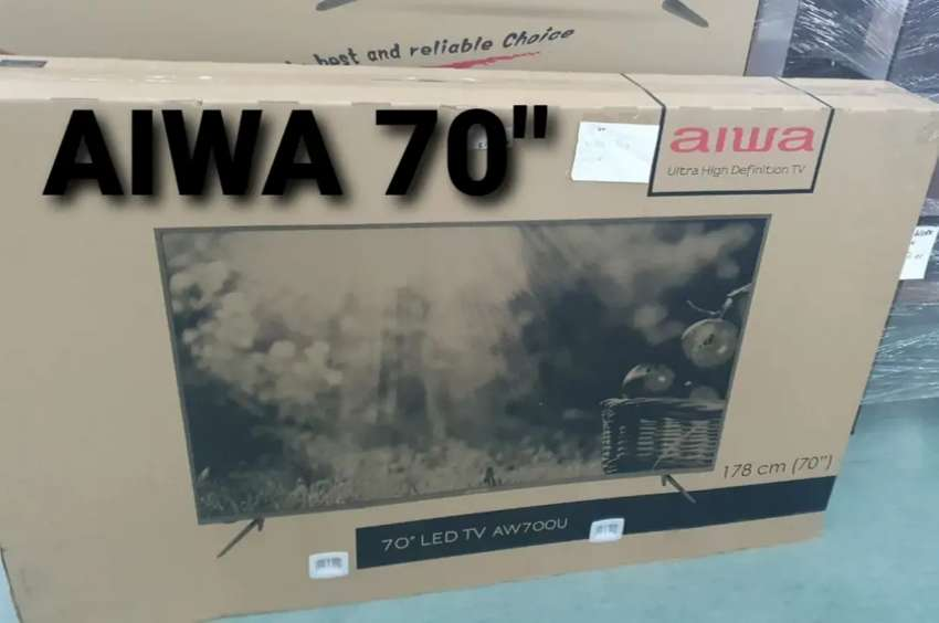 Brand new tvs for Sale