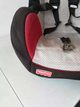 Fisher Price carseat (safe)