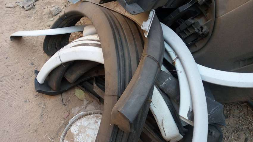 opel corsa b and c fender trims for sale 0