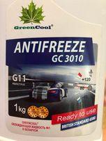 антифриз GreenСool GC3010 синий -40°C 7 литров