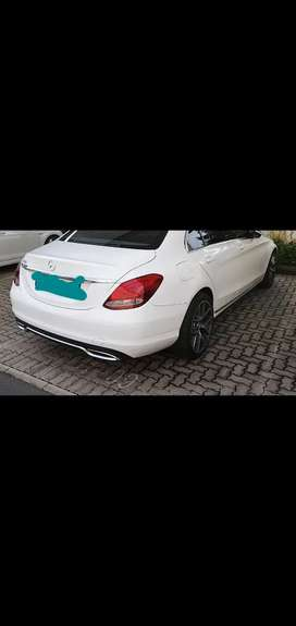 Mercedes Benz W205  Rear bumper for sell at a giver away price