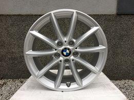 17 5x112 Oryginalne felgi BMW X1 F48 + czujniki