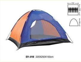 6 person Outdoor Hiking Camping Travel Tent Easy to Set Up