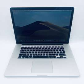 Apple MacBook Pro 15-inch 2.5GHz Quad-Core i7