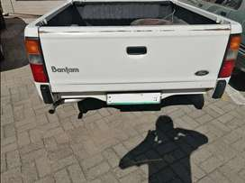 Ford Bantam 1.3L 2003 with canopy for sale