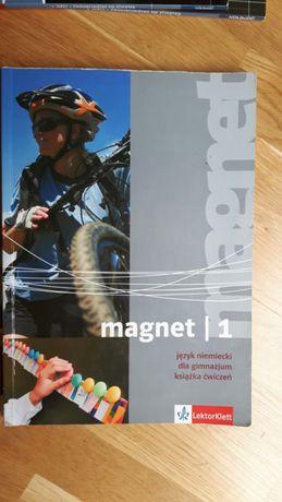 Magnet 1 jezyk niemiecki podręcznik i ćwiczenia gimnazjum Szczawno-Zdrój - image 2