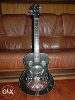 Продаётся полуаккустическая гитара DEAN RESONATOR SPIDER ANTIQUE(США)