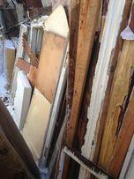 Продам на дрова ДСП,рамы от окон и дверей