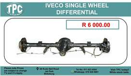 Iveco Single Wheel Differential For Sale.
