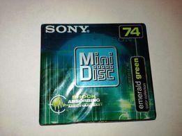 Sony Mini Disc 74 Shock Absorbing