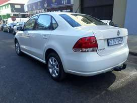 Volkswagen polo 6 sedan 1.4 R110000