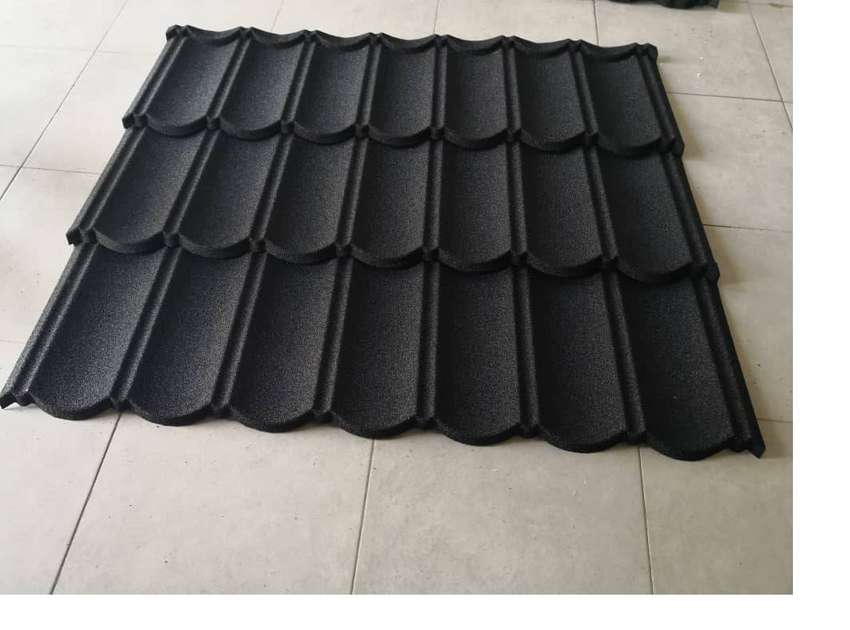 ORIGINAL STONE COATED ROOFING SHEET FROM DOCHERICH NIG LTD 0