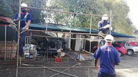 Scaffold erectors and inspectors Safety courses working at Heights