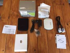 Acer C205 Mini chargeable LED projector
