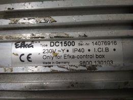 Шаговый двигатель Efka dc 1500