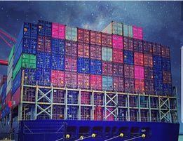 Морские контейнера 20, 40