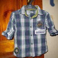 Рубашка трансформер от Marks and Spencer 3 г. + подарок