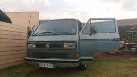 Very comfortable perfect for a big family Volkswagen kombi