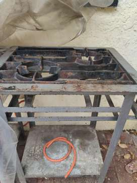 Boiling Table/ Gas Burner