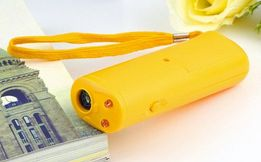 Продам новый ультразвуковой отпугиватель собак-фонарик AD-100