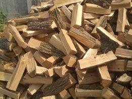 продам дубовые(дуб) колотые дрова, доставка по Харькову