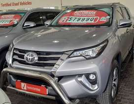 Toyota Fortuner 2 8 GD6 Automatic