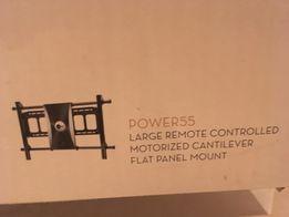 Продам настенное крепление для телевизора моторизованное