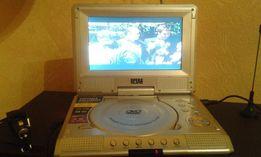 Телевизор / DVD / MP3 / CD