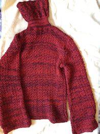 Женские свитера. Б/у. Практически даром.
