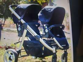Double Trouble Stroller for twins