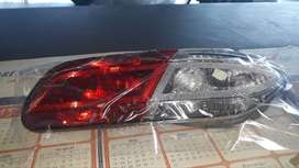 Chevrolet Trailblazer rear fog lamps