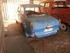 2 x vw type 3 notchbacks
