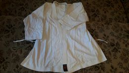 Кимоно белое плотное