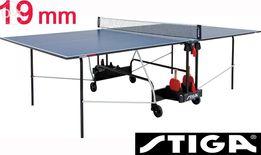 Теннисные столы STIGA. Теннис настольный тенис. Тенісний стіл тенисный