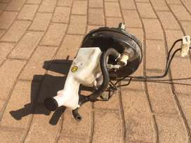 Datsun Go Breakbooster and Master Cylinder