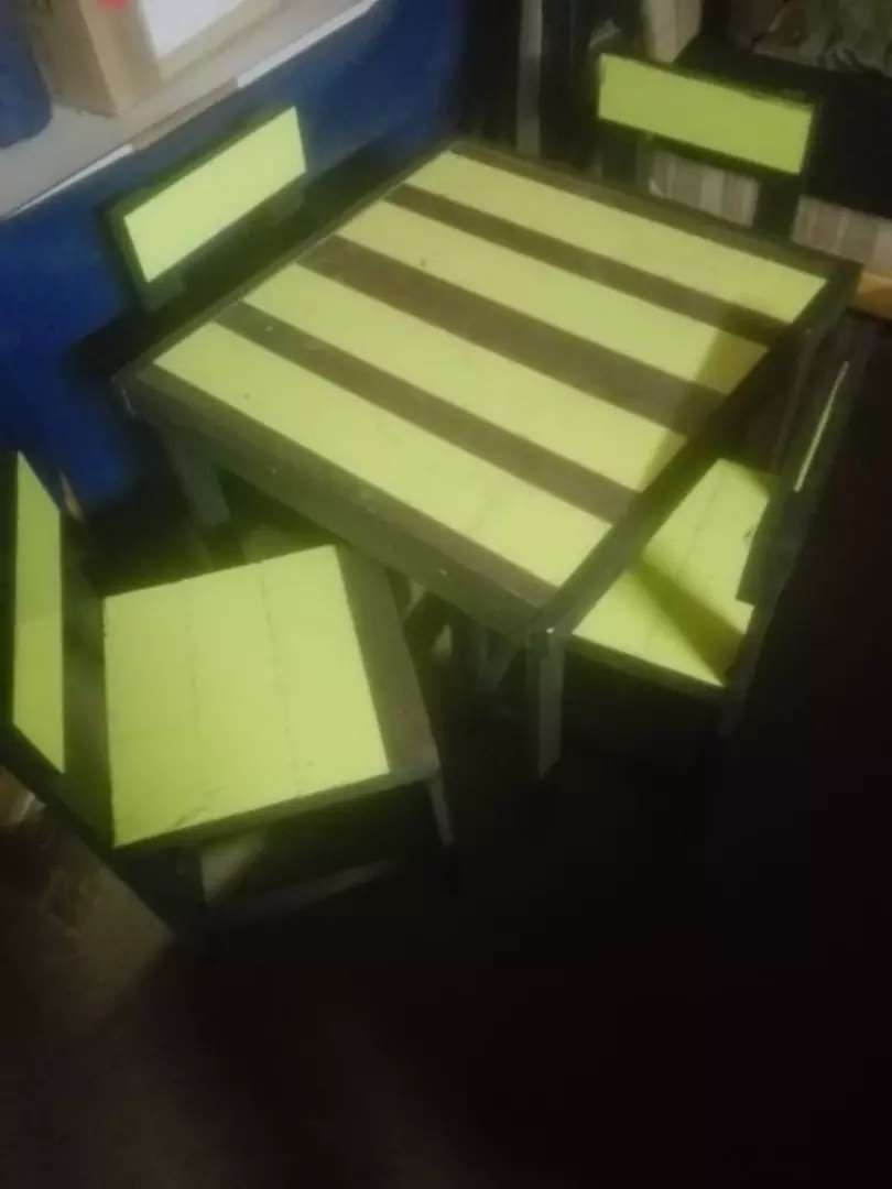 Brand new toddler table and chairs perfect for creche 0