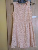 Sukienka z koronki rozmiar M
