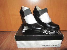 Туфли женские Verona, Босоножки, Кожа