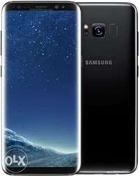 Brand new samsung galaxy s8 with Corning Gorilla glass 5 0