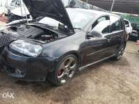 Image of Golf 5 gti stripping for spares